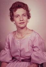 Barbara Jean  Strayham (Parker)